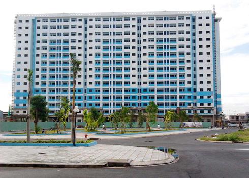 Khách mua chung cư biến thành bệnh viện quyết đòi nhà